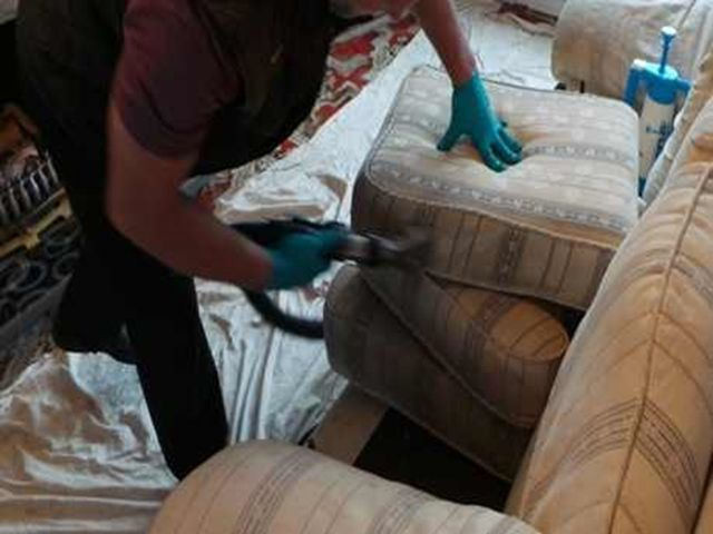 Upholstery Clean 5